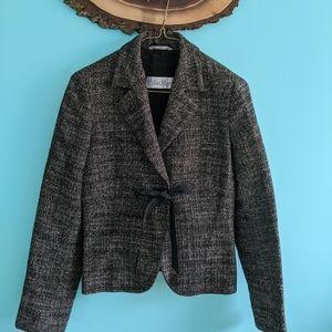 MaxMara blazer size 4 in EUC